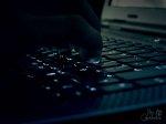 czarna klawiatura laptopa