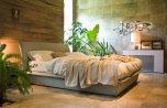 Sypialnia, łóżko Zanette